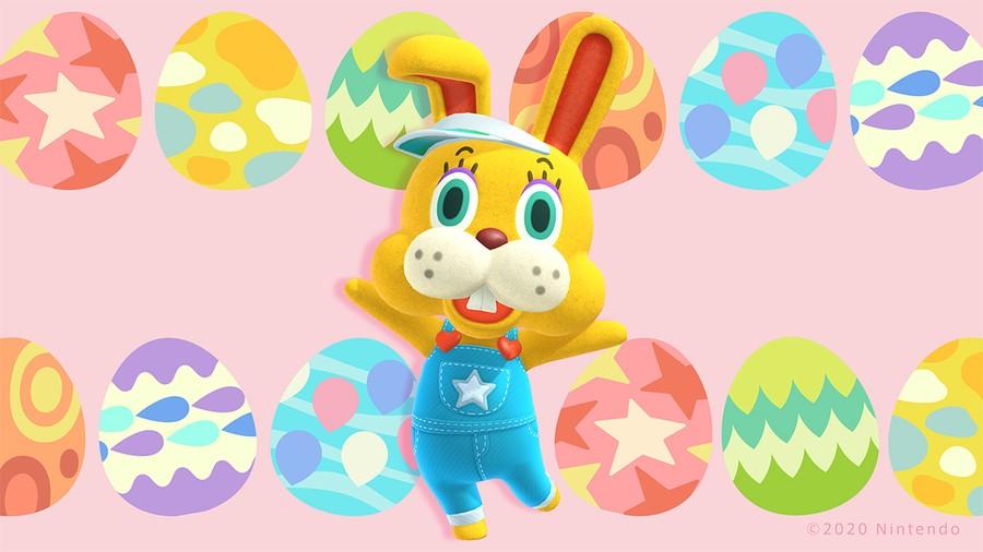 Bunny Day Animal Crossing New Horizons