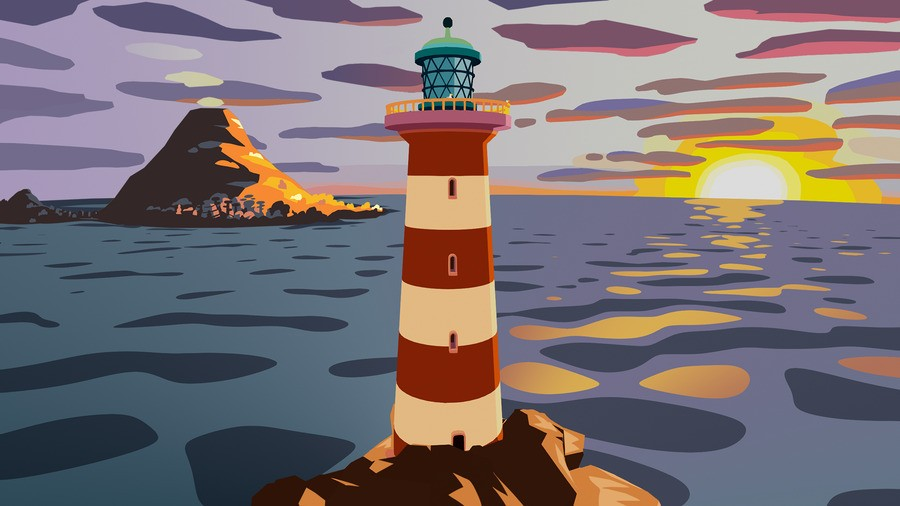IAD ScreenShots 01 Lighthouse