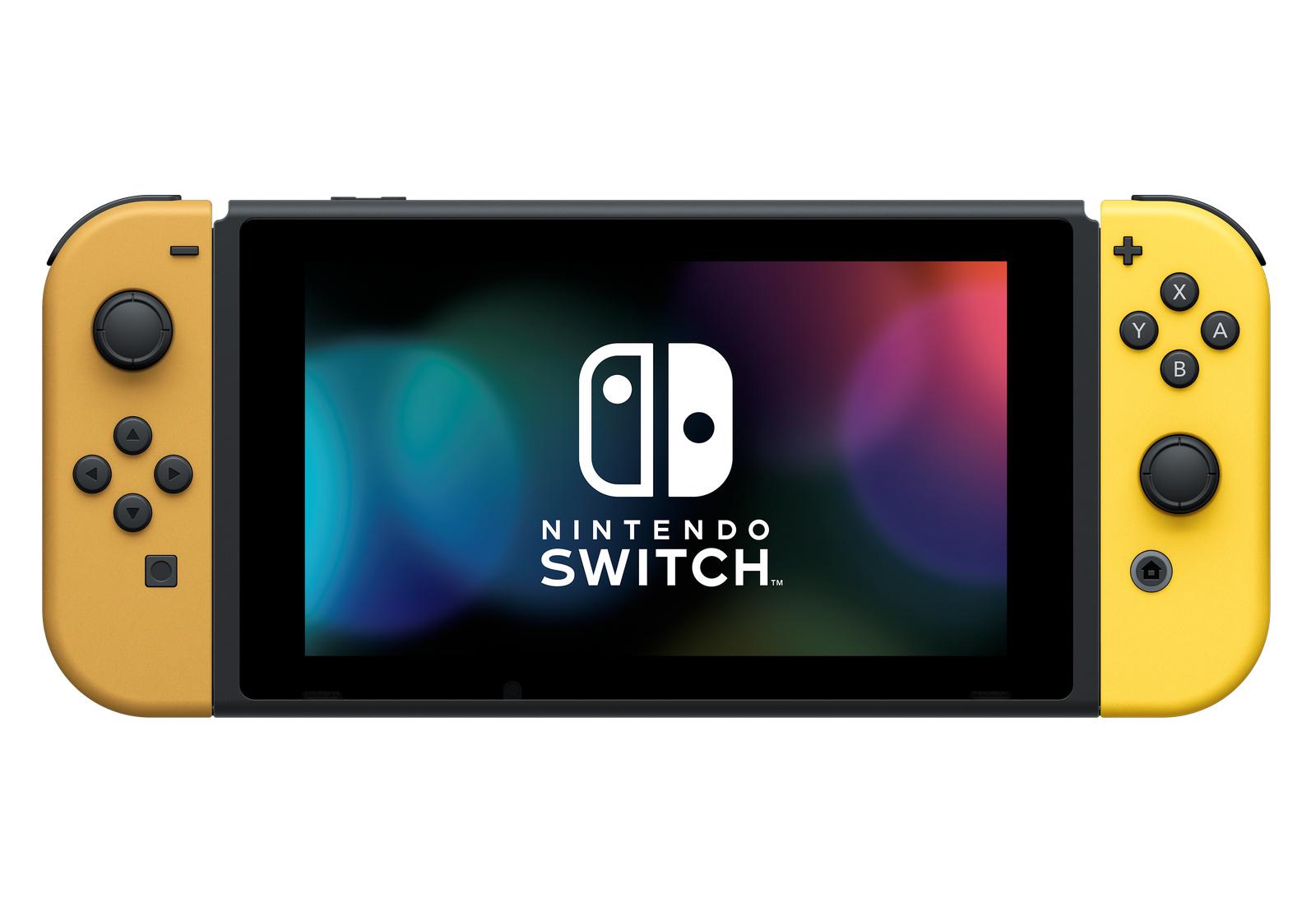 Nintendo's Pikachu & Eevee Switch is a 'Pokémon' fan's dream