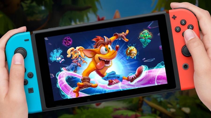 Crash 4 Nintendo Switch
