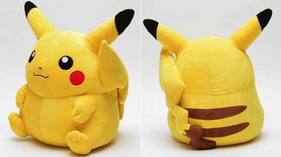 Life Size Pikachu