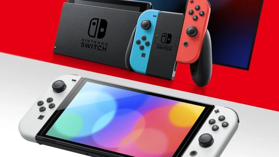 Switch and Switch OLED