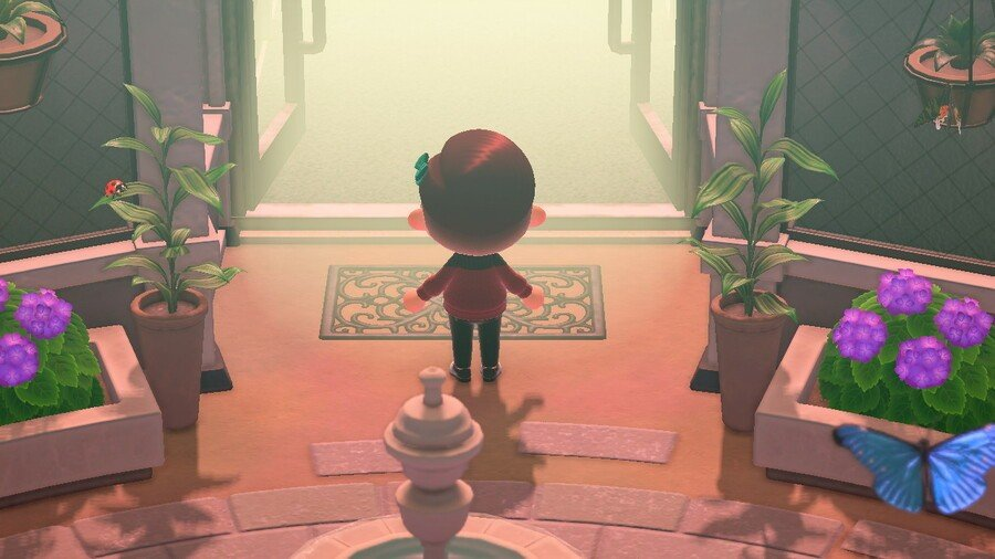 Animal Crossing New Horizons Pearly Gates