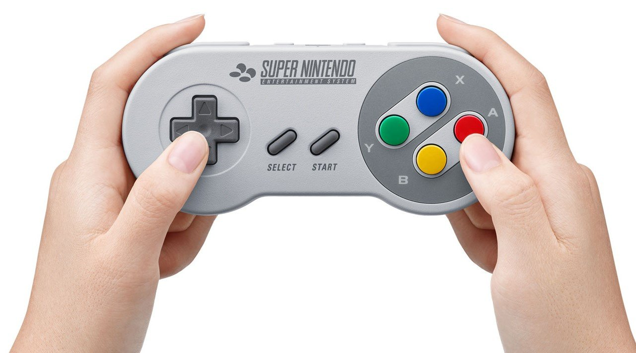 Snes Controller Switch