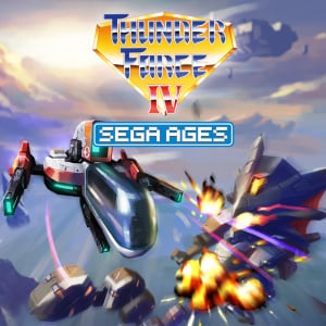 SEGA AGES Thunder Force IV