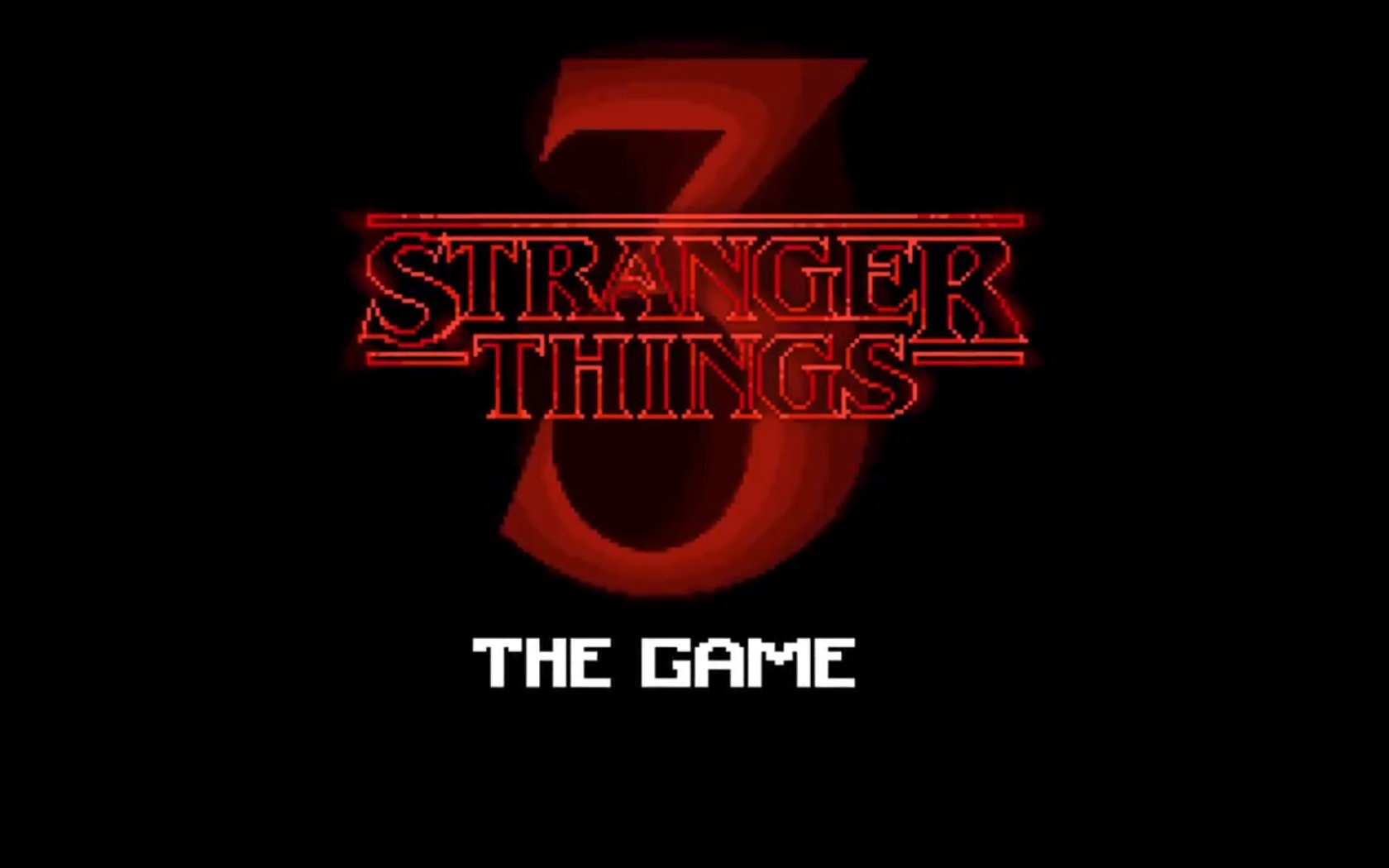 Stranger Things Video Game Trailer Teases New Details For Season 3