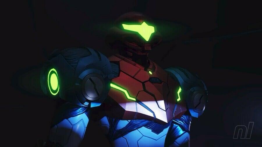 Metroid Dread Raven Beak