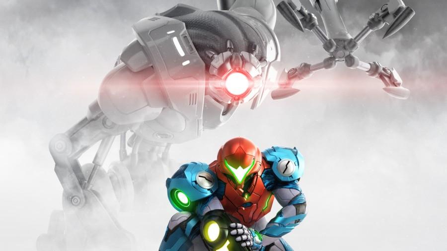 Metroid Dread EMMI Attack