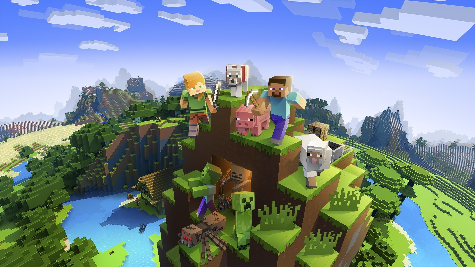 Mojang Cancels The Super Duper Graphics Pack For Minecraft