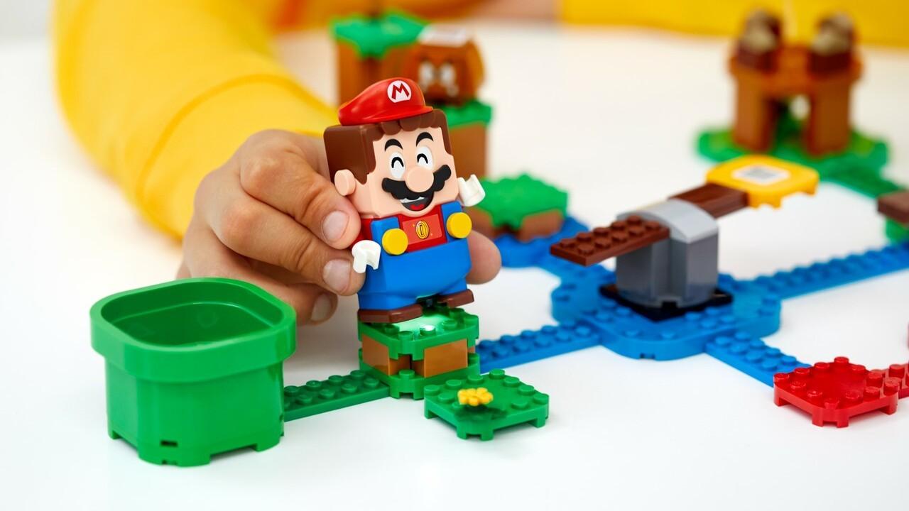 Aleatorio: LEGO Mario Set obtiene su primera reseña de usuario enojado, a pesar de que aún no está disponible 4