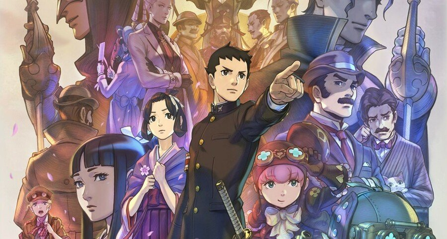 Great Ace Attorney