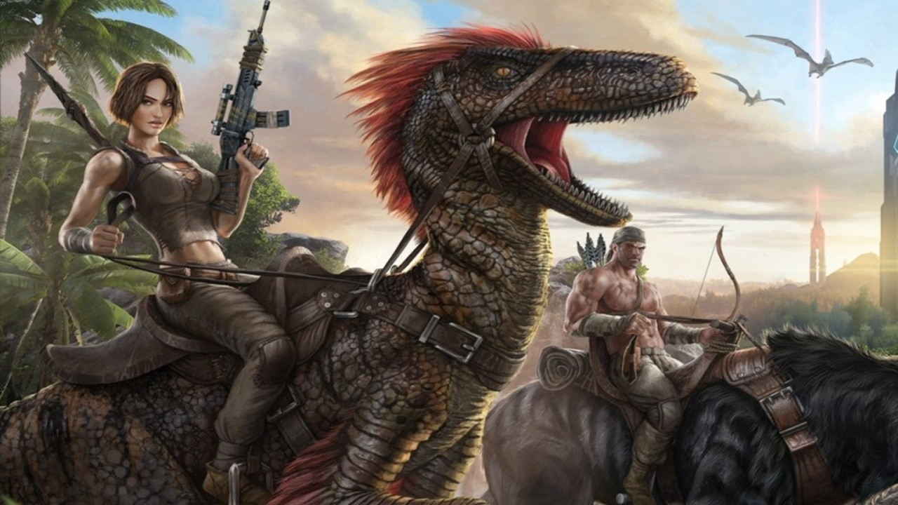 Reminder: ARK: Survival Evolved Launches Today On Switch