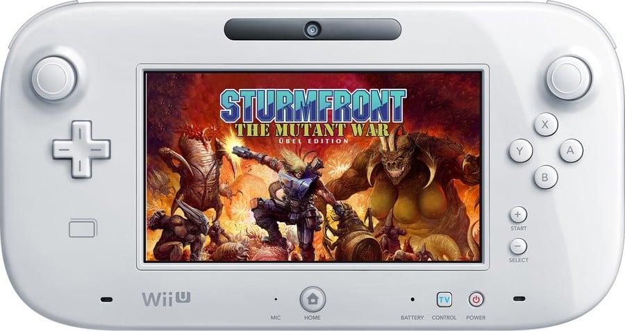 Sturmfront Wii U