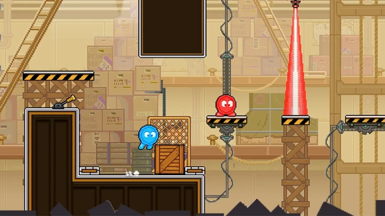 Button Button Up! Brings Another Dose Of Cute Co-Op Platforming To Switch