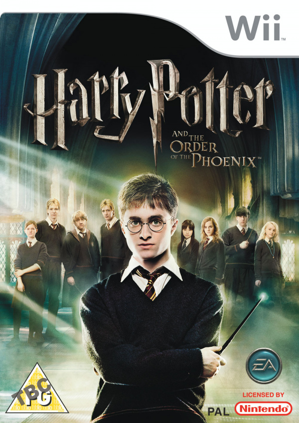 Harry Potter and the Order of the Phoenix Review (Wii