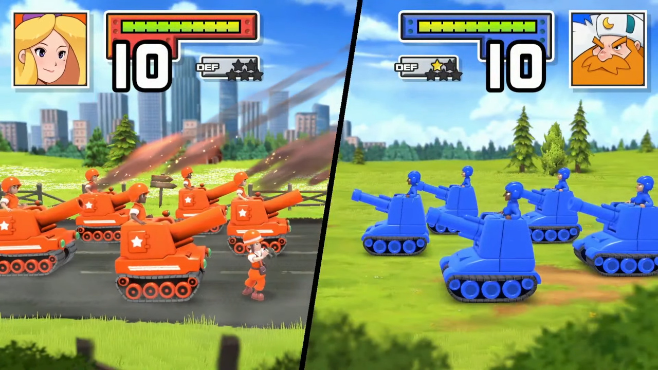 Advance Wars 1+2 Re-Boot Camp Reimagines The Classics On Switch