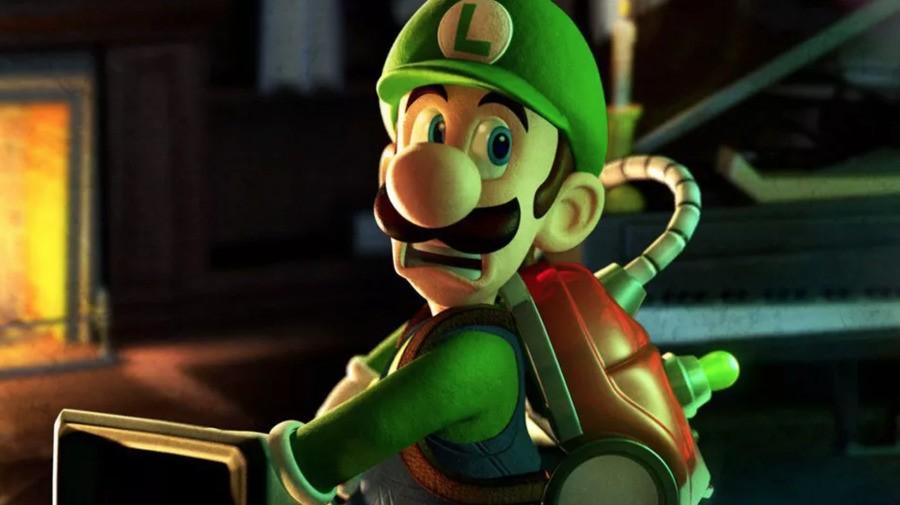 Luigis Mansion 3 Pumpkins