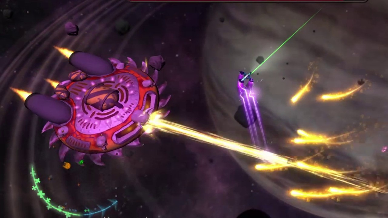 """XenoRaptor Promises """"Intergalactic Cyber Dragon Bullet-Hell"""" On Switch This Christmas"""