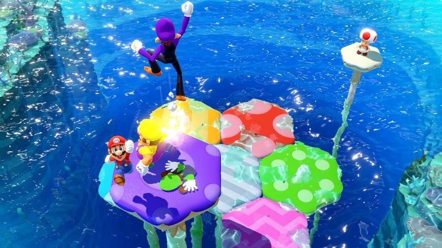 Mario Party Superstars - Mushroom Mix-Up