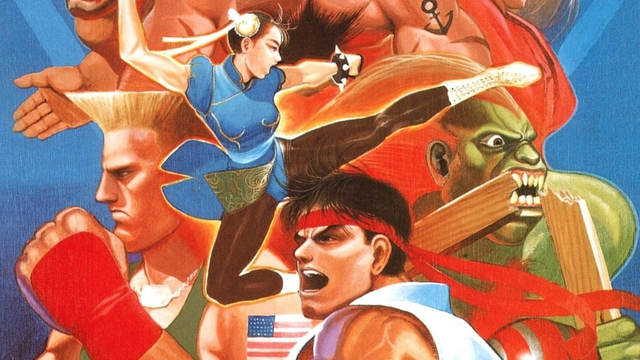 New Book Charts The Oral History Of Street Fighter II, And It's On Kickstarter Now