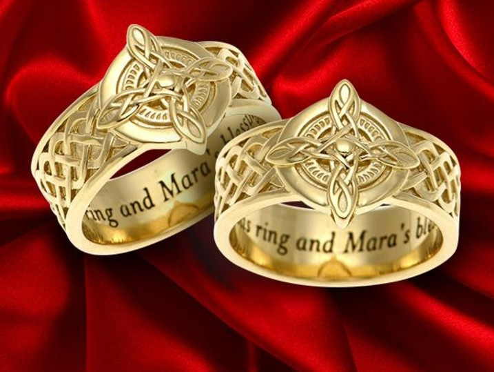 Bethesda Is Selling A Very Expensive Replica Of The Ring That Lets You Get Married In Elder Scrolls