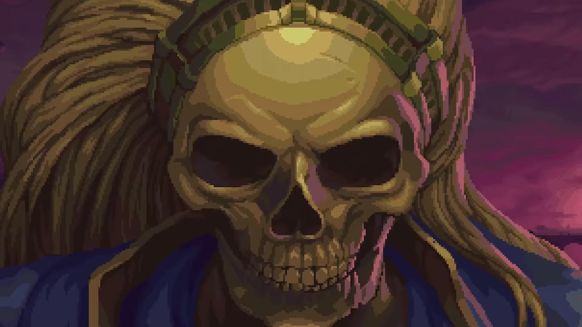 Blasphemous Christmas Show Dec 2020 Blasphemous Gets New Stir Of Dawn DLC, Adding New Game Plus, New