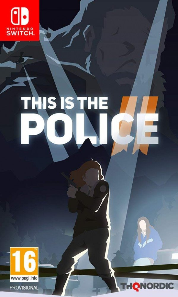 This Is The Police 2 Review (Switch)   Nintendo Life