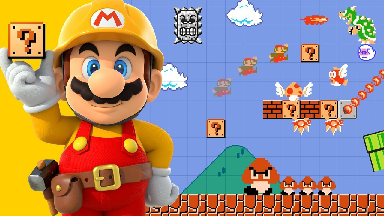 Super Mario Maker Online Services To Be Terminated, Will Soon Be Removed From Sale - Nintendo Life