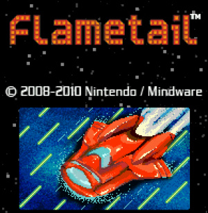 Flametail