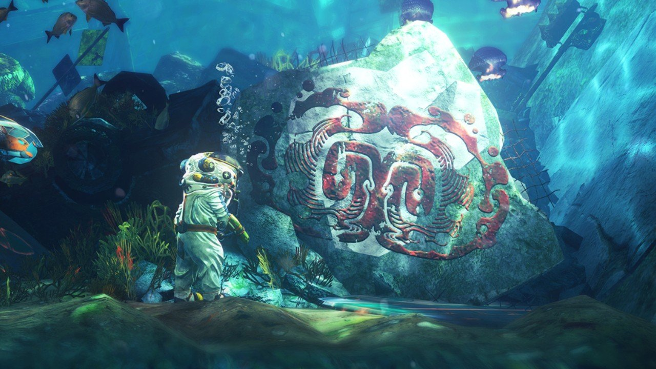Review: Shinsekai: Into The Depths - A Watery Twist On The Metroidvania Format