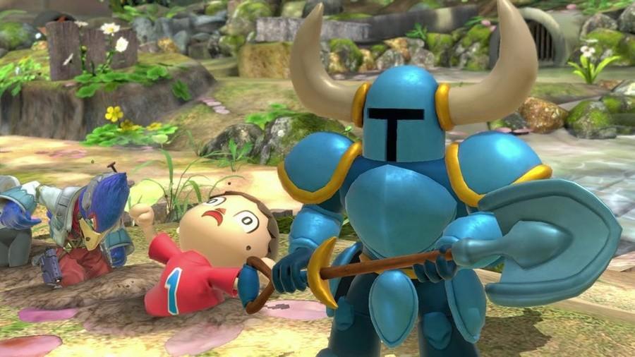 Shovel Knight - Smash Bros. Ultimate
