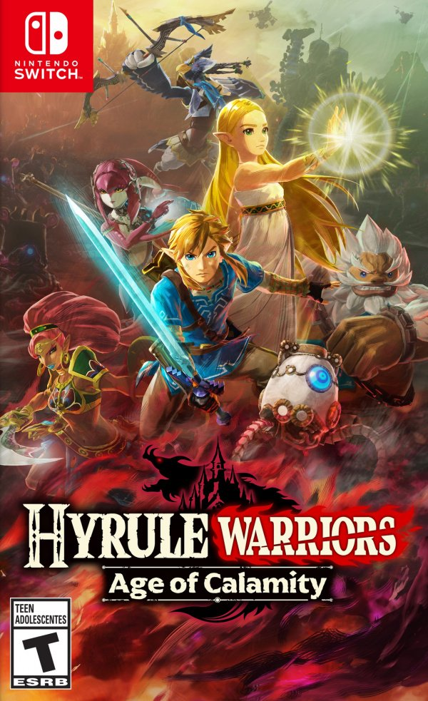Hyrule Warriors Age Of Calamity Review Switch Nintendo Life