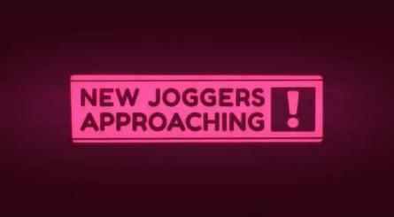 new joggers