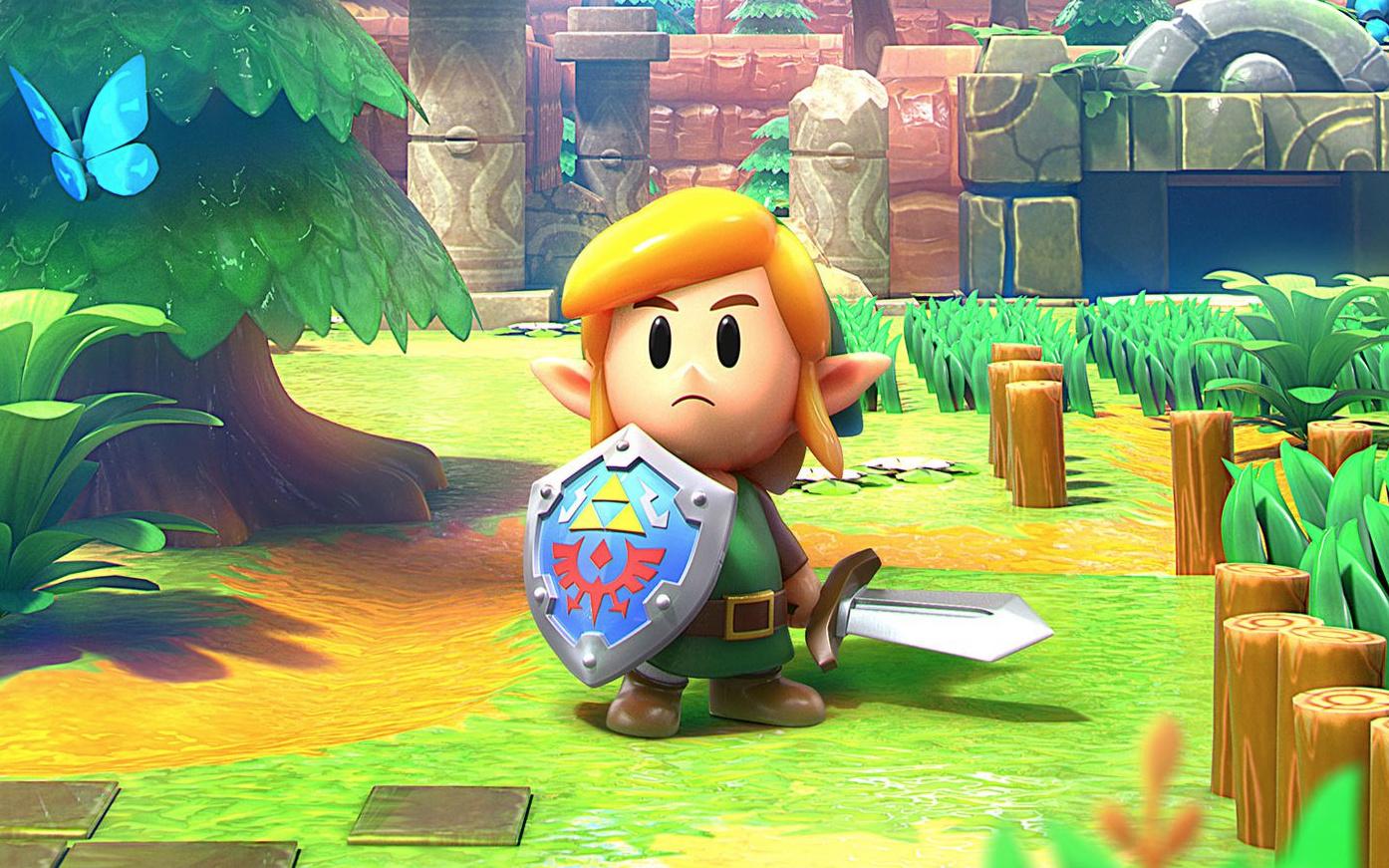 Zelda Link S Awakening Walkthrough For Nintendo Switch