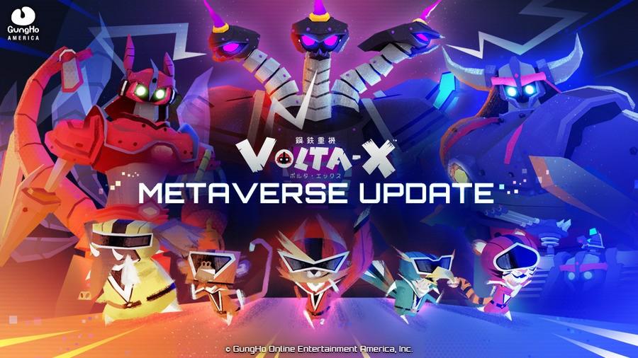 Metaverse Update Volta-X
