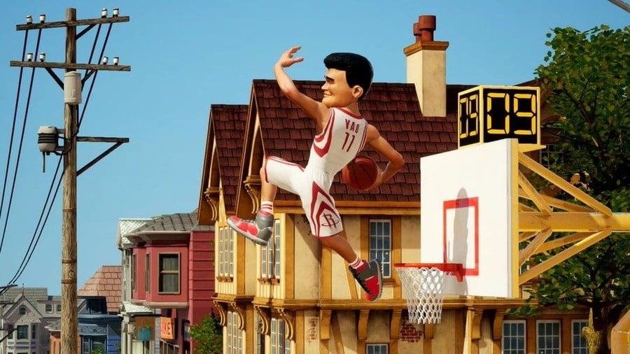 NBA2K Playgrounds