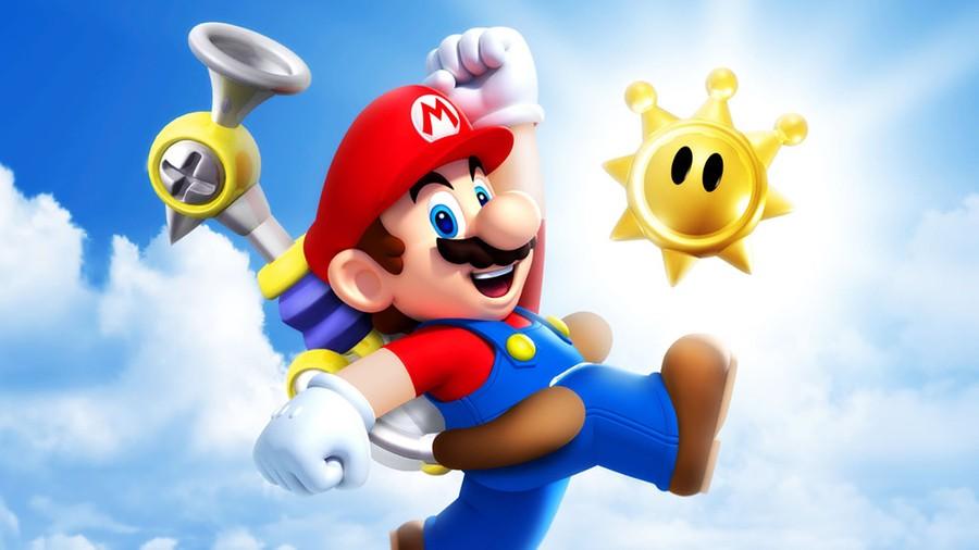 400856384 Soapbox  Playing Super Mario Sunshine Today Painfully Illustrates  Nintendo s 3D Evolution