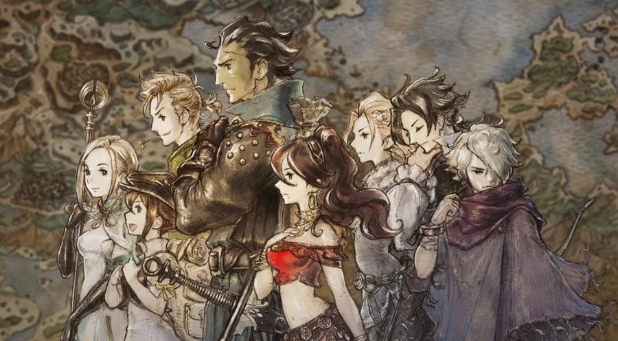 Octopath Traveler Video