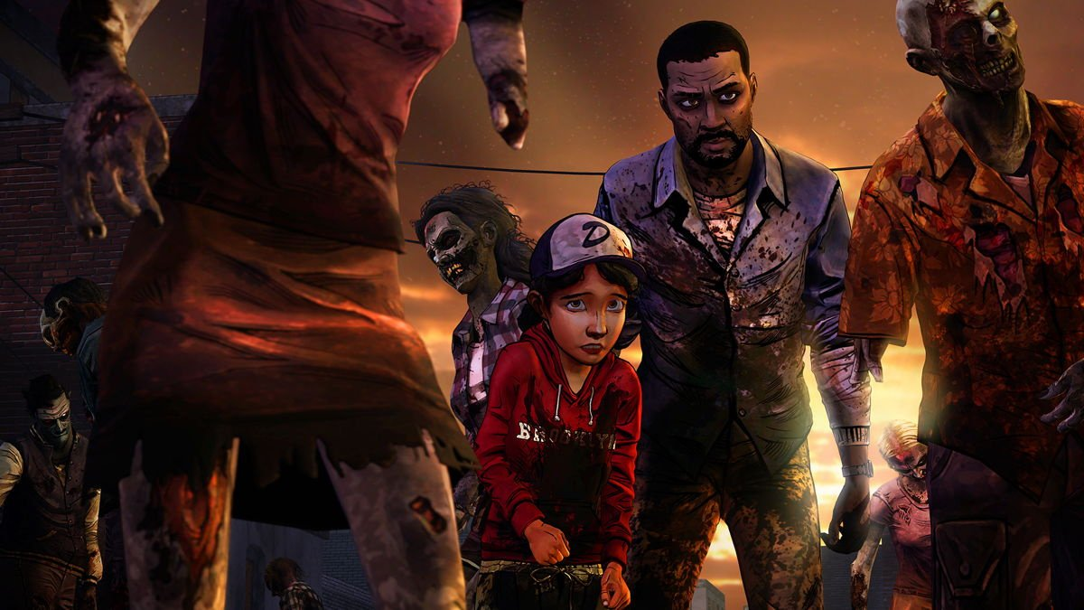 Telltale's The Walking Dead Seasons 1, 2 And 3 Are All