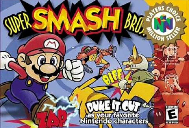 Anniversary: Super Smash Bros. Turns 21 Today