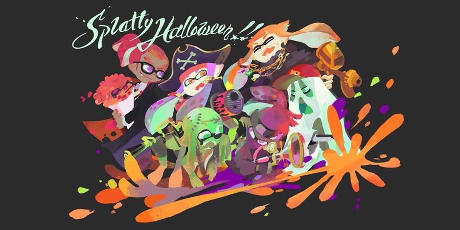 Splatty Halloween
