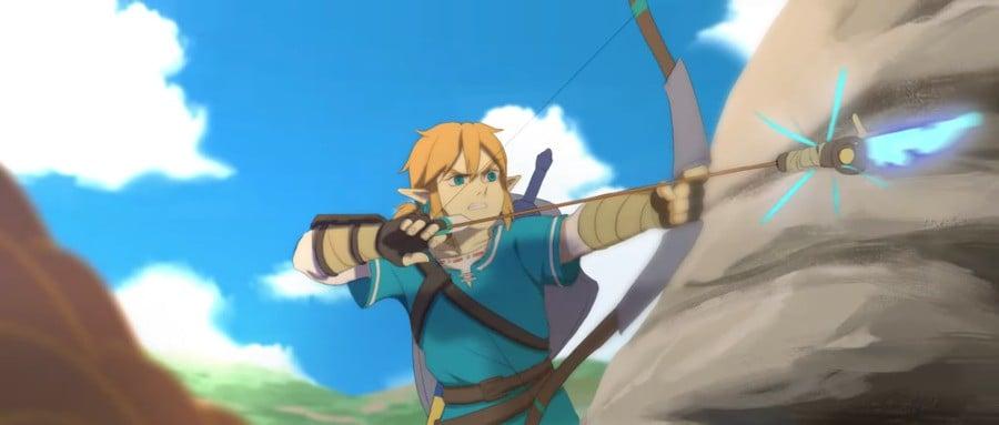 Fan Animation Of Zelda 0 24 Screenshot