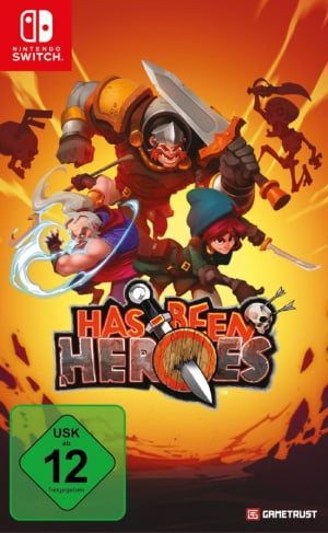Has-Been Heroes