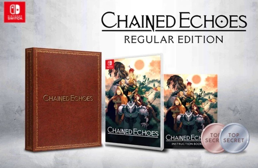 Chained Echoes Box Art