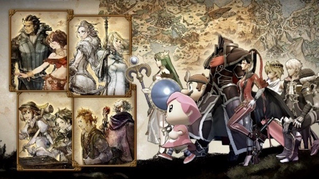 Octopath Traveler To Be Represented In Super Smash Bros. Ultimate's Next Event