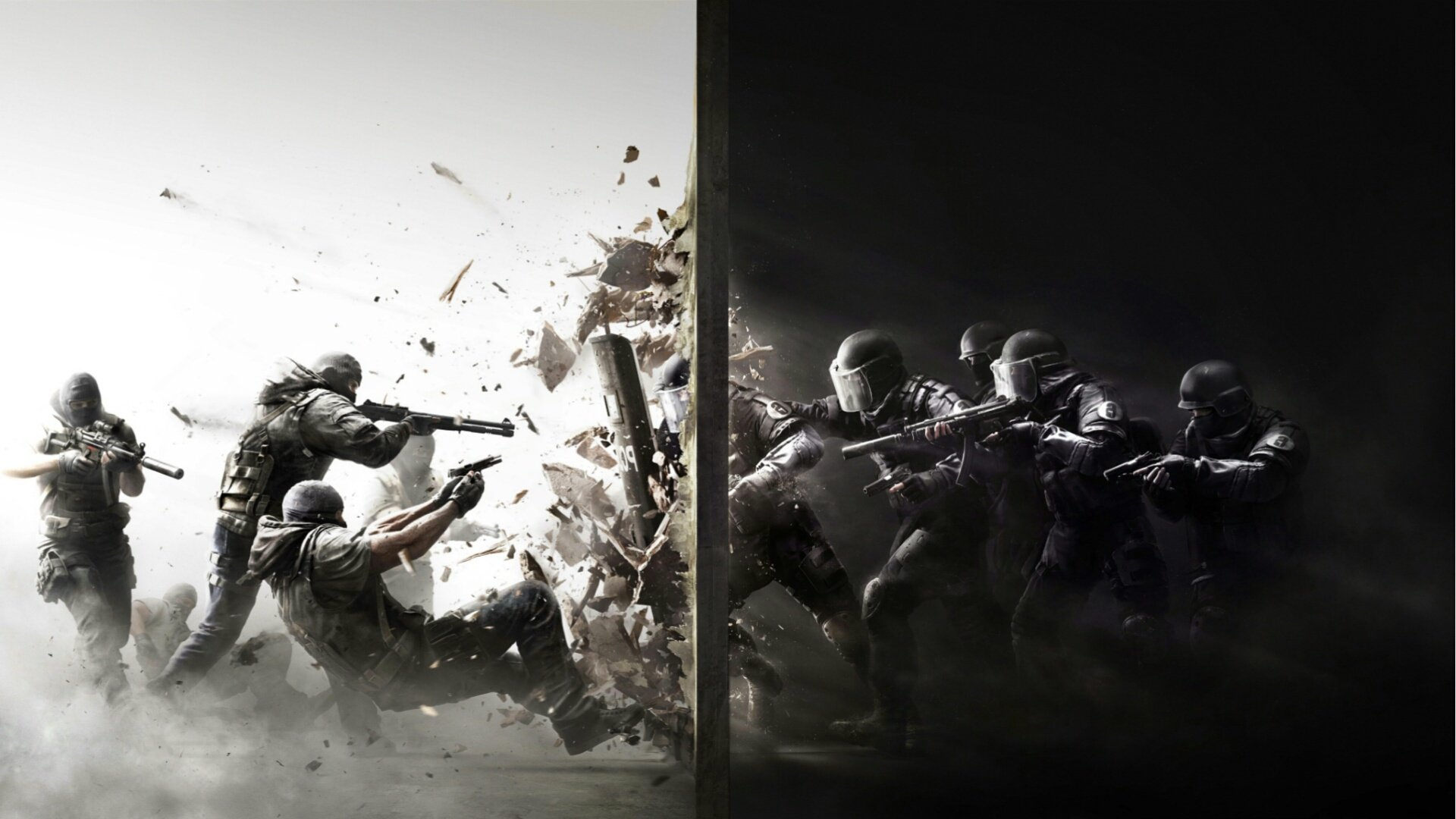Ubisoft Will Not Release Rainbow Six Siege On The Nintendo Switch