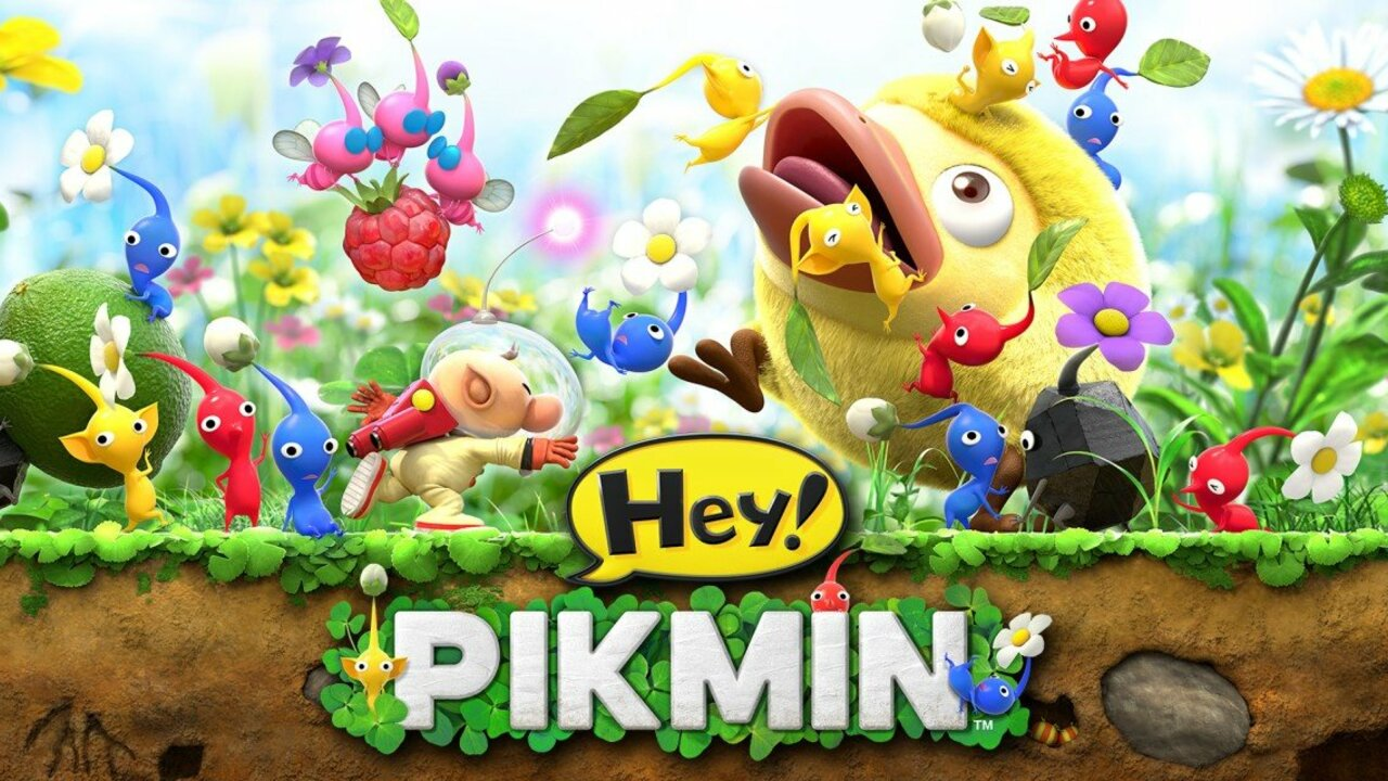 Preview Whistling For Attention In Hey Pikmin Nintendo Life