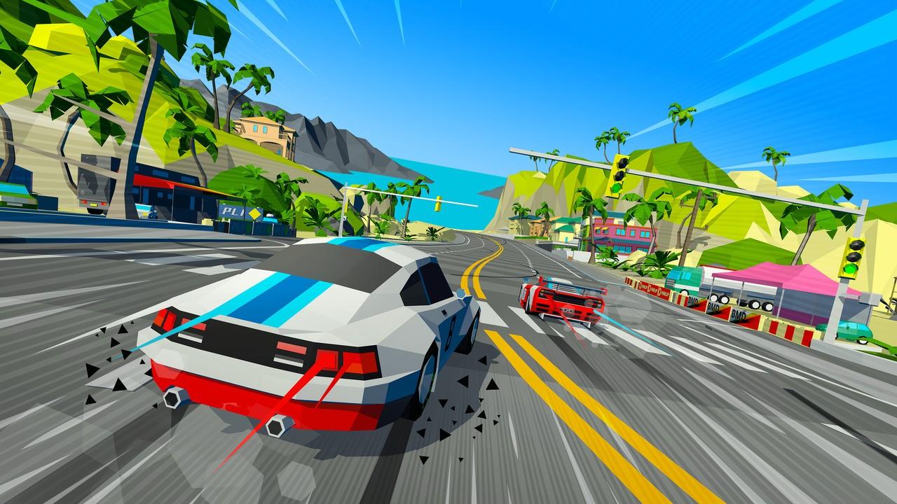 """Hotshot Racing trae """"Silky Smooth"""" 60fps Arcade Racing para cambiar esta primavera 1"""