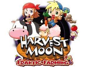 It's a Harvest Moon puzzler!