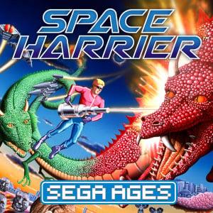 SEGA AGES Space Harrier